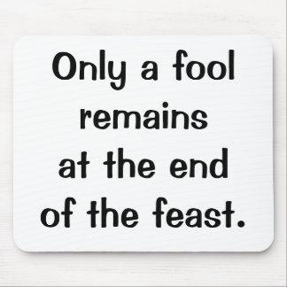 Italian Proverb Mousepad No 159A