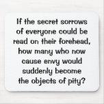 Italian Proverb Mousepad No.80