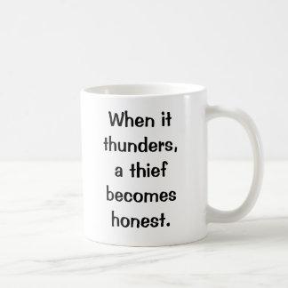 Italian Proverb Mug No.202