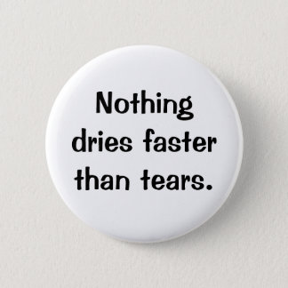 Italian Proverb No.123 Button