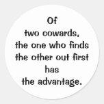 Italian Proverb No.127 Sticker