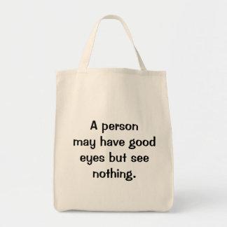 Italian Proverb No.135 Bag