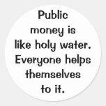 Italian Proverb No.139 Sticker