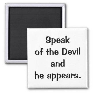 Italian Proverb No.143 Magnet