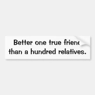 Italian Proverb No.16 Bumper Sticker