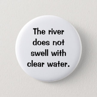 Italian Proverb No.172 Button