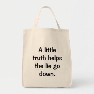Italian Proverb No.8 Bag