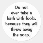 Italian Proverb Sticker No.27