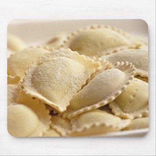 italian ravioli mouse pads