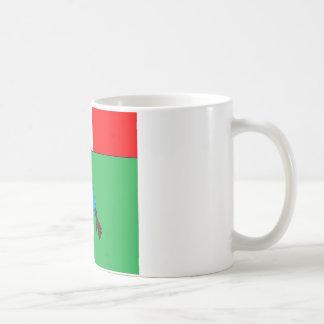 Italian reason Italy flags and players Classic White Coffee Mug