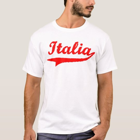 Italian Red Kids T-Shirt