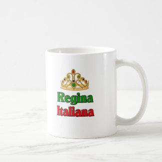 Italian Regina (Italian Queen) Coffee Mug