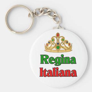 Italian Regina (Italian Queen) Keychain
