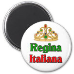 Italian Regina (Italian Queen) Magnet