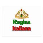 Italian Regina (Italian Queen) Post Cards