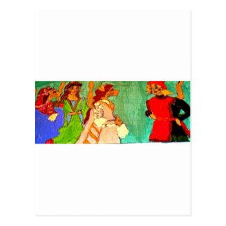 Italian Renaissance Postcard