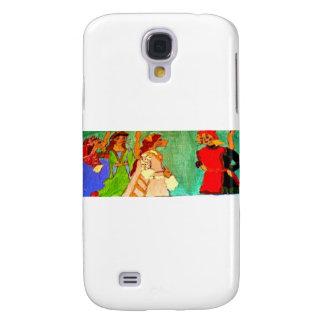 Italian Renaissance Samsung S4 Case