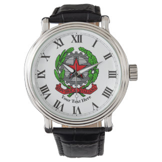 Italian Republic Personalize Wristwatches