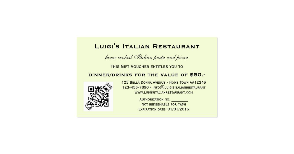 Restaurant gift certificate template skiro pk i pro restaurant gift certificate template yadclub Image collections
