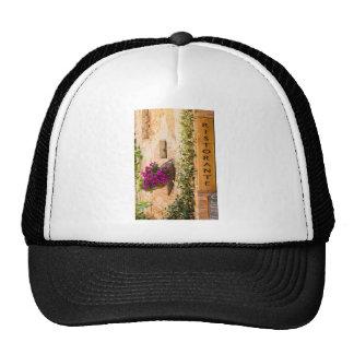 Italian Restaurant Trucker Hat