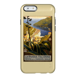 Italian Riviera vintage travel cases