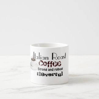 Italian Roast Coffee Expresso Mug