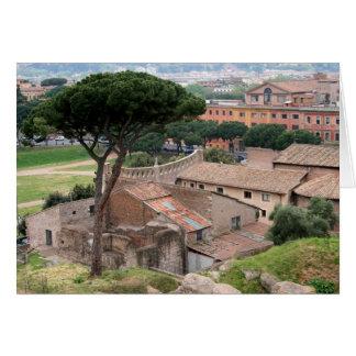 Italian Roman Gift Greeting Card