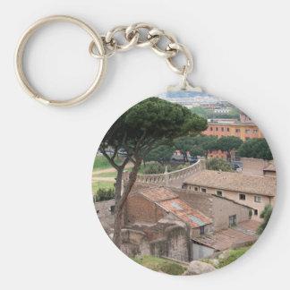 Italian Roman Gift Keychain