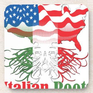 italian roots coaster