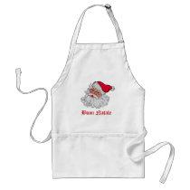 Italian Santa Claus #2 Adult Apron