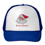 Italian Santa Claus #2 Mesh Hat