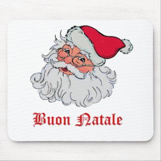 Italian Santa Claus #2 Mousepad