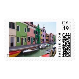 Italian Scene Postage