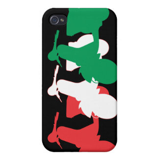 Italian Scooter iPhone 4 Covers
