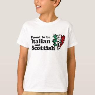 Italian Scottish T-Shirt