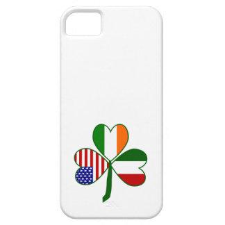 Italian Shamrock iPhone SE/5/5s Case