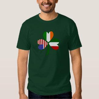 Italian Shamrock Shirt
