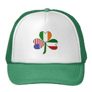 Italian Shamrock Trucker Hat