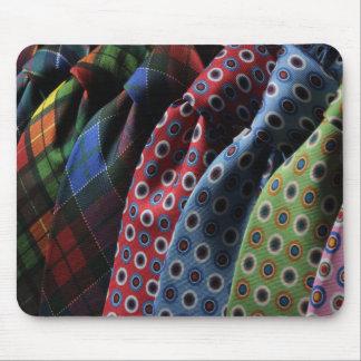 Italian Silk Neckties Mouse Pad