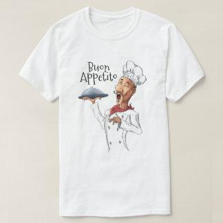 Italian Singing Chef T-Shirt