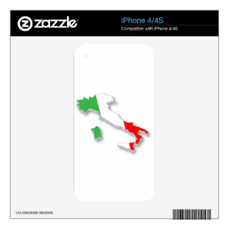 Italian Skins For The iPhone 4S