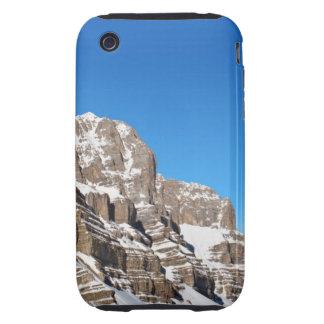 Italian Snowy Mountain Case-Mate iPhone 3 Tough Covers
