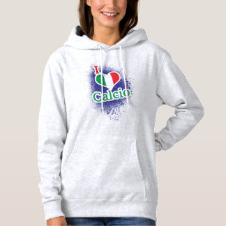 Italian Soccer Calcio Football Hoody