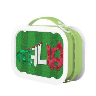 Italian Soccer Cleat Lunchboxes