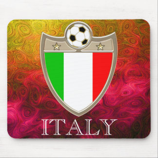Italian Soccer Mouse Pads