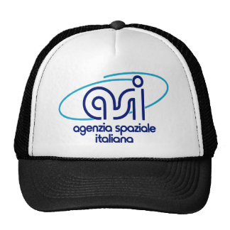 Italian Space Agency  Agenzia Spaziale Italiana - Trucker Hat