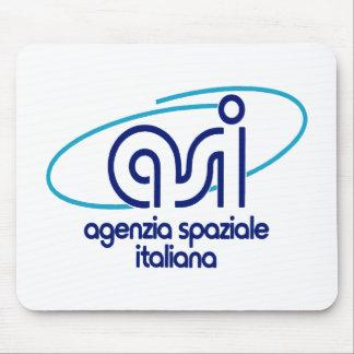 Italian Space Agency  Agenzia Spaziale Italiana - Mouse Pad