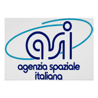 Italian Space Agency - Agenzia Spaziale Italiana Poster