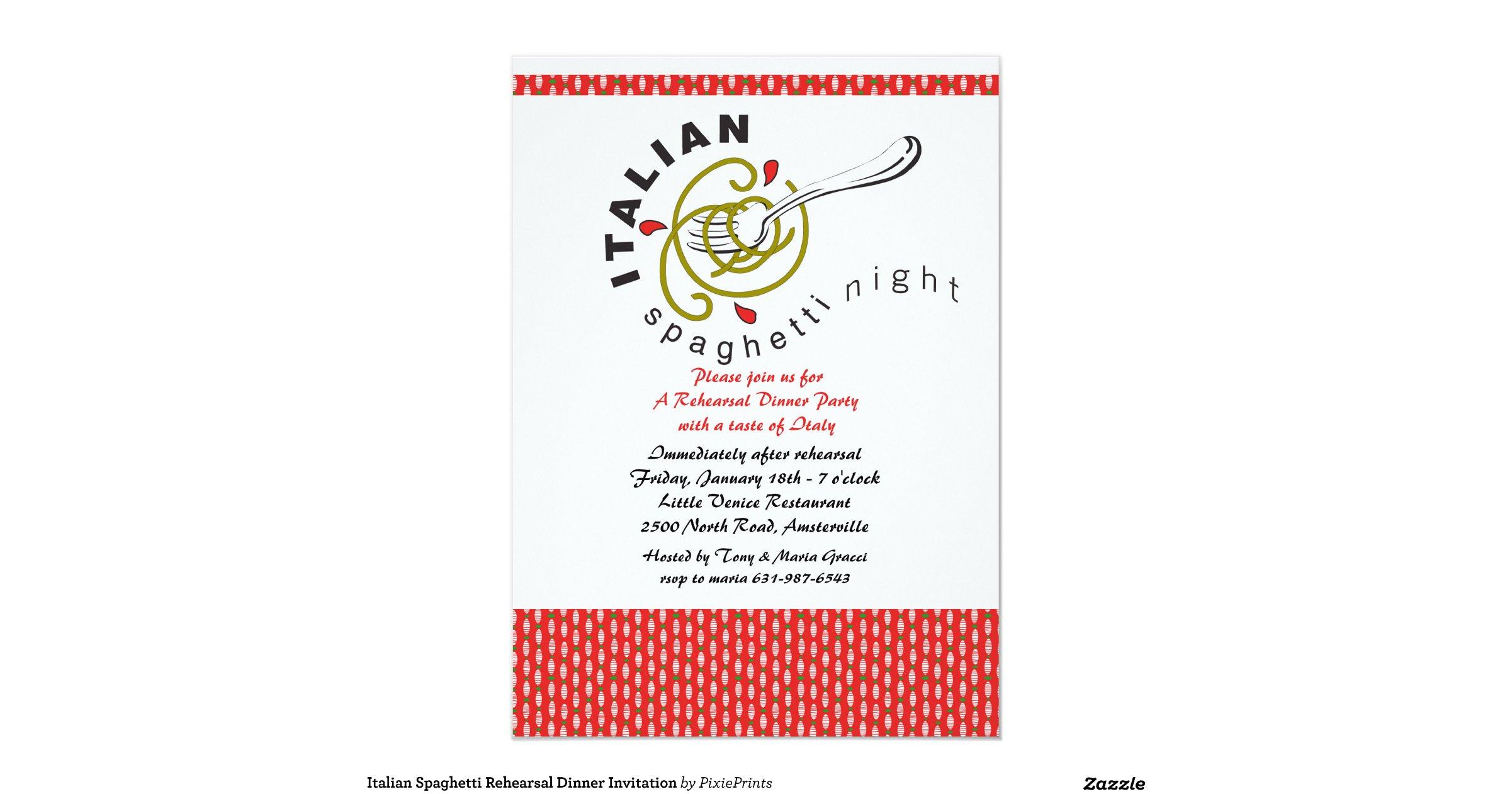 italian spaghetti rehearsal dinner invitation rfa5ae8aaf21b4912bb633f7907e42394 zkrqs