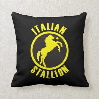 Italian Stallion American MoJo Pillow